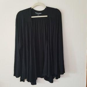 Soft Surroundings Plus Size Flowy/Drapey Cardigan
